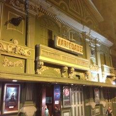 Photo taken at Teatro Variedades by Ruben P. on 3/21/2013