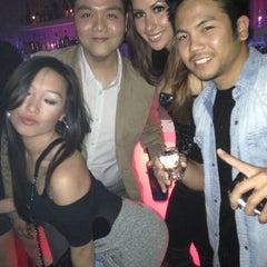 Photo taken at Corbu Lounge by Ryan S. on 5/30/2013