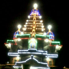 Photo taken at Graha St. Maria Annai Velangkanni by yareGSS on 11/12/2012