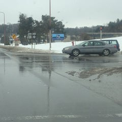 Photo taken at S Division St (US-31/M-37) & S Airport Rd by Heather F. on 1/29/2013