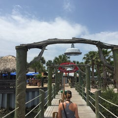 Photo taken at Conch House Restaurant by Rusty P. on 4/26/2015