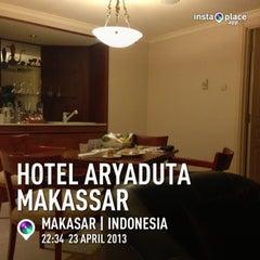 Photo taken at Hotel Aryaduta Makassar by Ch M. on 4/23/2013