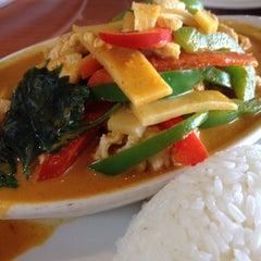 Photo taken at Thai Cafe by Cruise B. on 1/28/2014