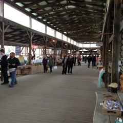 Photo taken at Ithaca Farmers Market by Anne C. on 4/13/2013