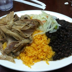 Photo taken at Sophie's Cuban Cuisine by Gil L. on 4/16/2013