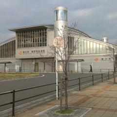 Photo taken at 豊川駅 (Toyokawa Sta.) by ぼ ぶ. on 12/7/2012
