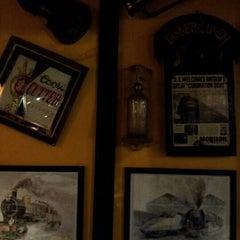 Photo taken at Choo-Choo's Food & Beverage Co by Kyle G. on 1/21/2013