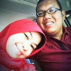 Photo taken at Jalan Sultan Hasanuddin by Ade W. on 9/29/2012