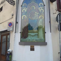 Photo taken at Ostello Santa Monaca by Michele V. on 7/24/2013