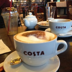 Photo taken at Costa Coffee by ✅i©E➿TE @. on 5/16/2013