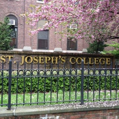 Photo taken at St. Joseph's College by msdarling on 5/8/2014