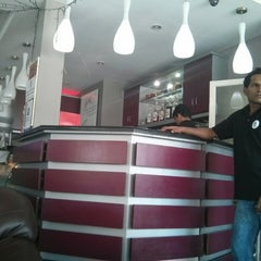 Photo taken at Coffee Cube by NaaJ ¦. on 1/3/2014