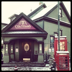 Photo taken at Coleman's Authentic Irish Pub by Tom M. on 3/17/2013