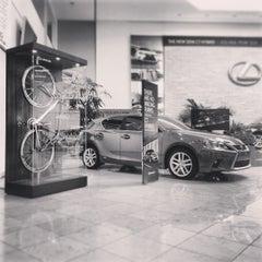 Photo taken at Lexus HQ by Michael L. on 2/14/2014