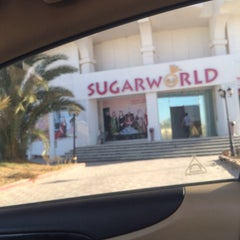 Photo taken at Sugar World, Hurghada. Store of Turkish Sweets by Ali C. on 3/27/2014