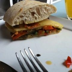 Photo taken at Panteca Gourmet Express by Carolina G. on 8/8/2013