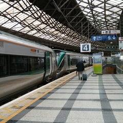 Photo taken at Cork Kent Railway Station by Stanislav P. on 6/14/2013