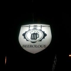Photo taken at Beerology by Namwaan W. on 4/19/2013
