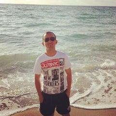 Photo taken at Monaco Beach Resort by Sidnei d. on 4/5/2014