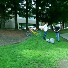 Photo taken at Googleplex - 44 by Betina O. on 9/18/2014