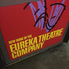 Photo taken at Eureka Theatre by Jeff W. on 2/6/2013