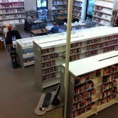Photo taken at Fairfield Woods Branch Library by Kent C. on 9/28/2012