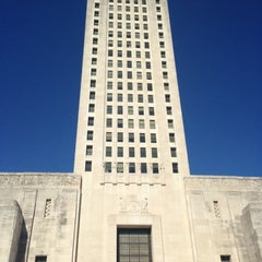 Photo taken at Louisiana State Capitol by T Graham S. H. on 12/13/2012