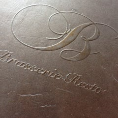 Photo taken at Brasserie Bakery & Resto by Redho H. on 3/10/2014
