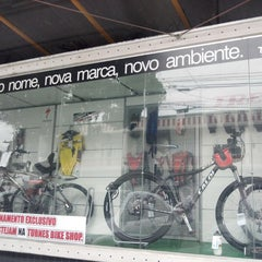 Photo taken at Turnes Bikes Shop by Ruy F. on 8/24/2013