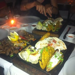 Photo taken at Taco Box by Gabriel M. on 12/9/2012