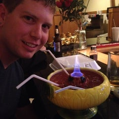 Photo taken at Sumo Japanese Steak House by Ashley R. on 11/4/2012