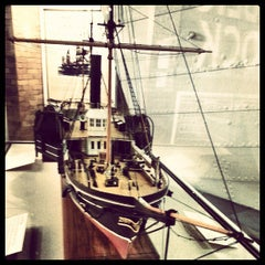 Photo taken at Erie Maritime Museum by David M. on 7/21/2013