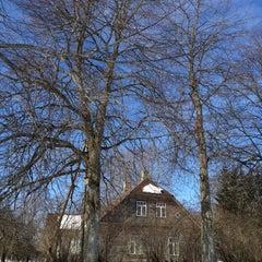 """Photo taken at Brīvdienu māja """"Medņi"""" by Ivars Š. on 3/22/2013"""