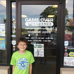 Photo taken at Game Over Videogames by Dustin on 6/8/2013