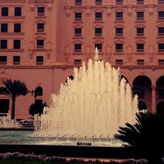 Photo taken at The Ritz-Carlton, Riyadh by Dobzi on 3/29/2013