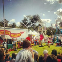 Photo taken at World Maker Faire by Andrew Y. on 9/30/2012