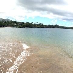 Photo taken at Hana Beach Park by Michael M. on 9/22/2014