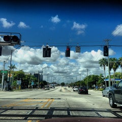 Photo taken at Downtown Oakland Park - Main Street by Brian B. on 10/19/2013
