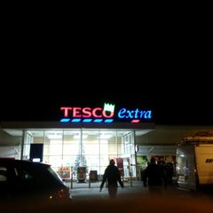 Photo taken at Tesco by Ruth J. on 12/3/2012