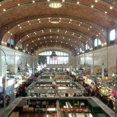 Photo taken at West Side Market by Edsel L. on 3/9/2013