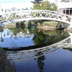 Photo taken at Venice Canals by char z. on 2/3/2013
