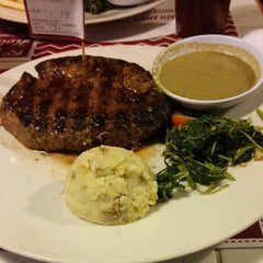 Photo taken at SteakHotel by Holycow! by Hafizul R. on 3/10/2015