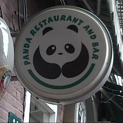 Photo taken at Panda Restaurant & Bar by Giulio S. on 6/2/2014