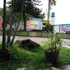 Photo taken at SATLANTAS Polres Malang by Fery M. on 3/23/2016