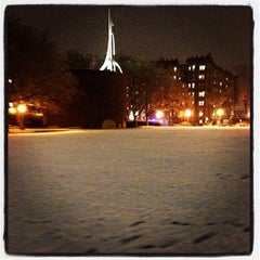 Photo taken at MIT Chapel (Building W15) by Ian C. on 11/8/2012