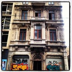 Photo taken at İstanbul Barosu by Volkiman🎲 on 5/14/2013