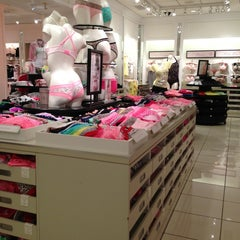 Photo taken at Victoria's Secret PINK by Kate D. on 1/19/2013