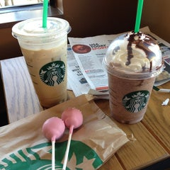 Photo taken at Starbucks by Kate D. on 1/30/2013