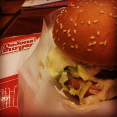 Photo taken at DeJons Burger & Torry Coffee by Hendry T. on 3/19/2014