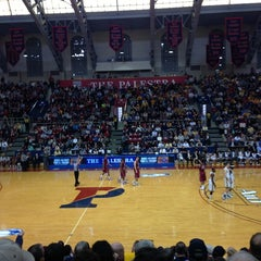Photo taken at The Palestra by Lisa S. on 2/16/2013